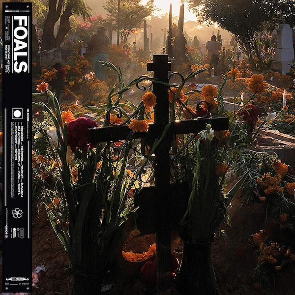 Foals - Everything Not Saved Will Be Lost Part 2 Limited Edition Picture Disc Vinyl