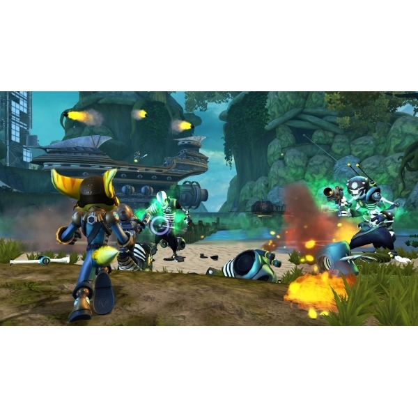 Ratchet & and Clank Quest For Booty Game PS3 - Image 2