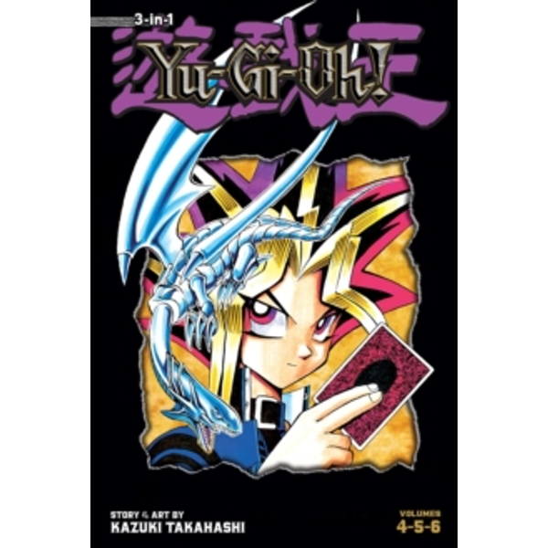 Yu-Gi-Oh! (3-in-1 Edition), Vol. 2: Includes Vols. 4, 5 & 6 by Kazuki Takahashi (Paperback, 2015)