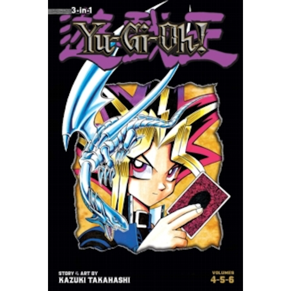 Yu-Gi-Oh! (3-in-1 Edition), Vol. 2 : Includes Vols. 4, 5 & 6 : 2