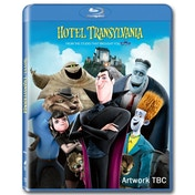 Hotel Transylvania UV Copy & Blu Ray
