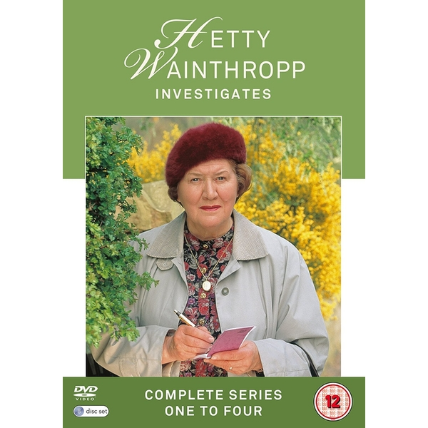 Hetty Wainthropp Investigates - The Complete Series 1-4 DVD
