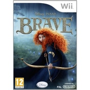 Disney Pixars Brave The Video Game Wii