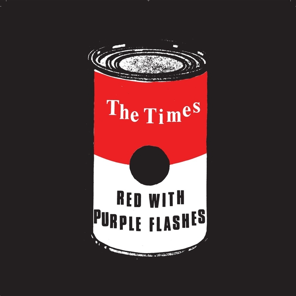 The Times ‎– Red With Purple Flashes Vinyl