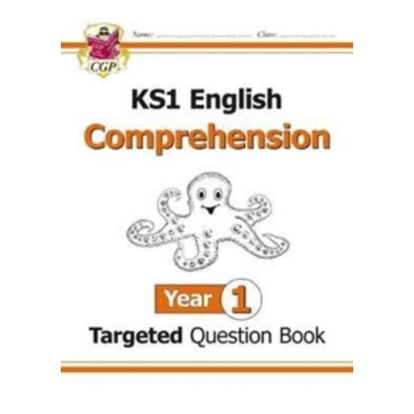 New KS1 English Targeted Question Book: Comprehension - Year 1