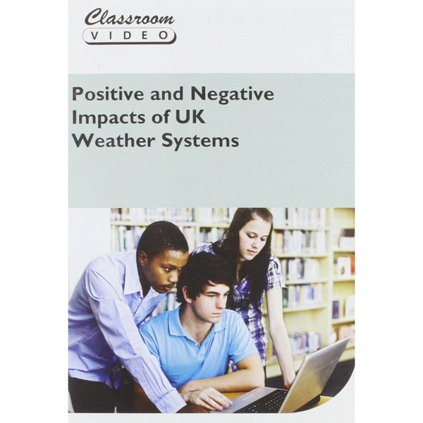 Positive And Negative Impacts Of UK Weather Systems DVD