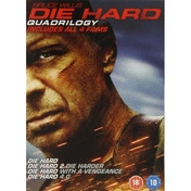 Die Hard Quadrilogy DVD