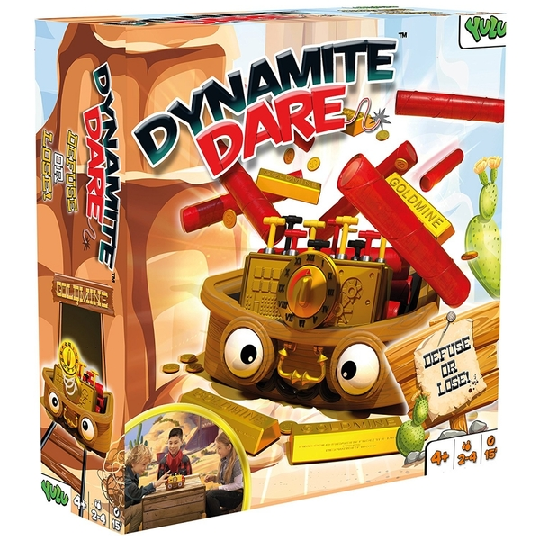 Dynamite Dare Game - Image 1