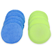 Set of 10 Polish Applicator Pads | Pukkr - Image 4
