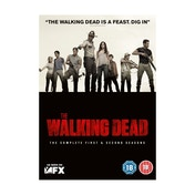 The Walking Dead Season 1-2 DVD