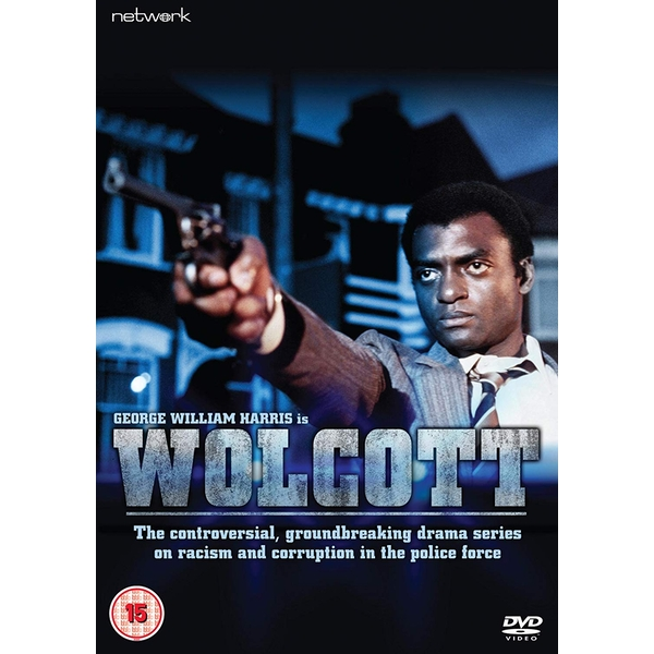 Wolcott: The Complete Series DVD
