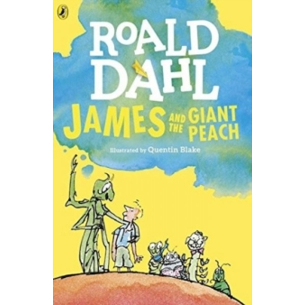 James and the Giant Peach (Paperback, 2007)