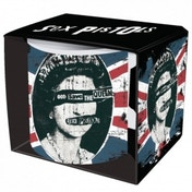 Boxed Mug  - Sex Pistols (God Save the Queen)