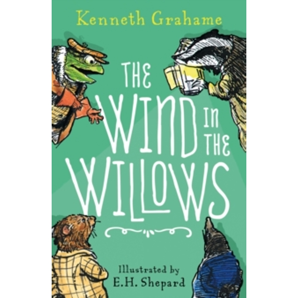 The Wind in the Willows (Paperback/softback, 2008)