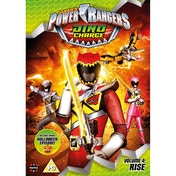 Power Rangers Dino Charge: Rise (Volume 4) Episides 13-17 (Incl. Halloween Special) DVD