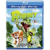 Ribbit 3D Blu-ray