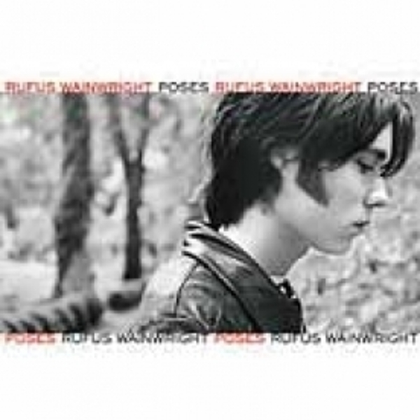 Rufus Wainwright Poses CD