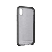 Tech21 Evo Check Impact Case Cover for Apple iPhone X Smokey / Black