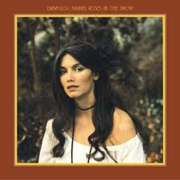 EmmyLou Harris - Roses In The Snow Vinyl
