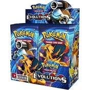 Pokemon TCG XY12 Evolutions Trading Card Boosters (36 Packs)
