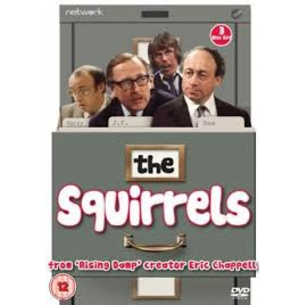 The Squirrels DVD