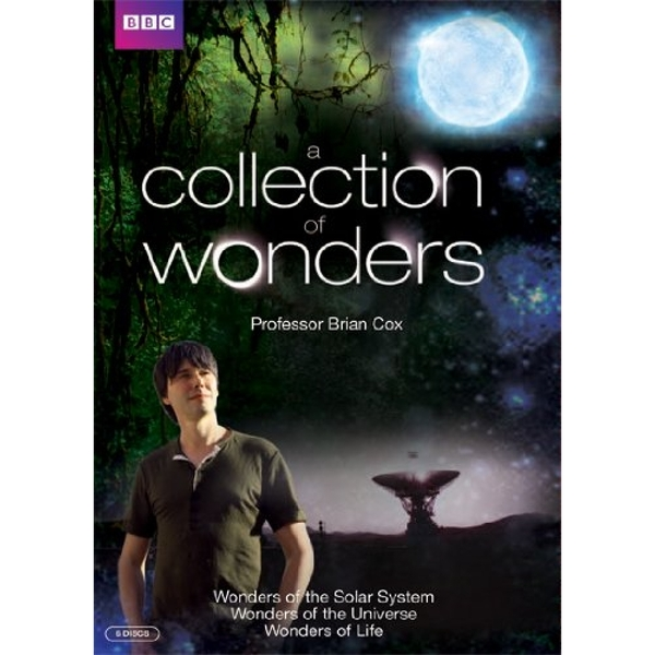 A Collection of Wonders Box Set DVD