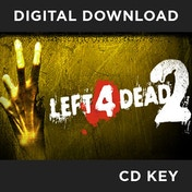 Left 4 Dead 2 PC CD Key Download for Steam