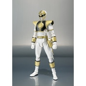 White Ranger (Power Rangers) Bandai Tamashii Nations SH Figuarts Figure