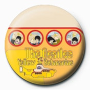 The Beatles - Portholes Badge