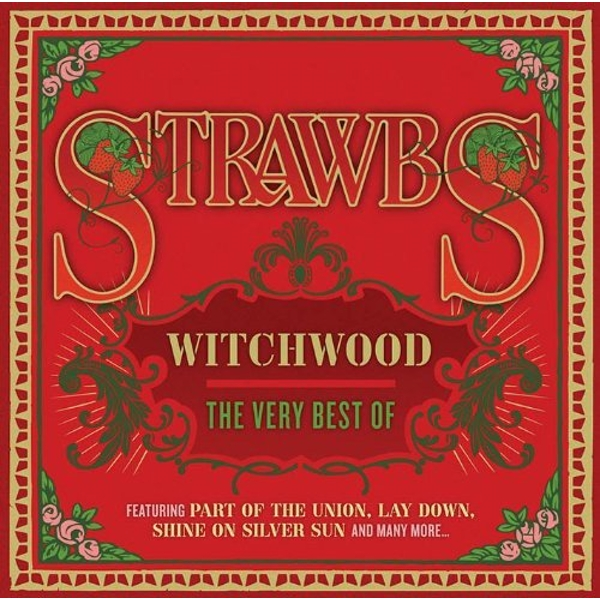 Witchwood: The Very Best Of: Strawbs CD