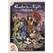 Shadows In Kyoto Board Game