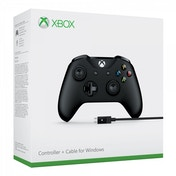 Ex-Display Xbox One V2 Controller with Cable for Windows PC Used - Like New