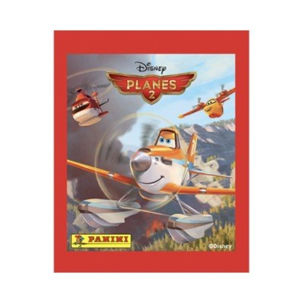 Disney Planes 2 Sticker Collection (50 Packs)