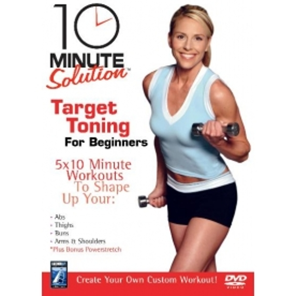 10 Minute Solution Target Toning DVD