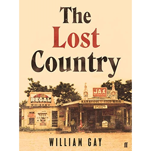 The Lost Country by William Gay (Paperback, 2012)