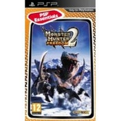 Monster Hunter Freedom 2 Game (Essentials) PSP