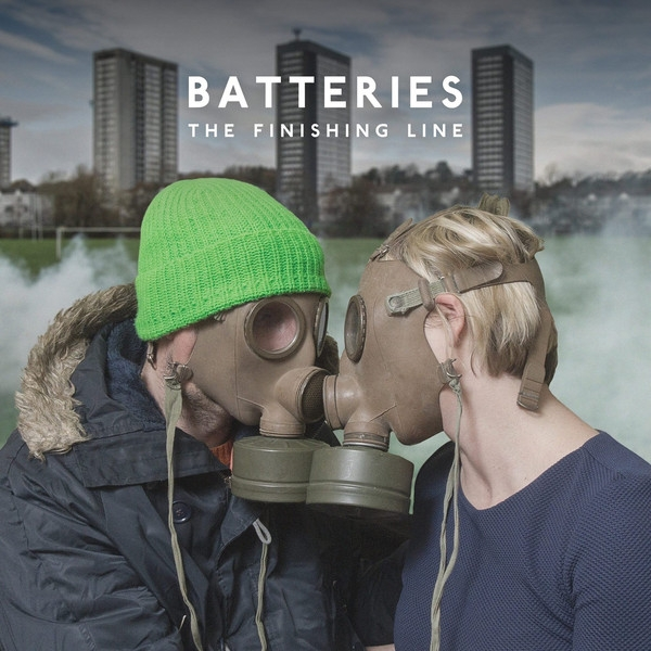Batteries - The Finishing Line Vinyl
