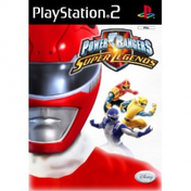 Power Rangers Super Legends Game PS2