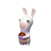 Raving Rabbids Birthday Squeezee anti stress Figure