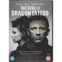 The Girl With The Dragon Tattoo 2011 DVD