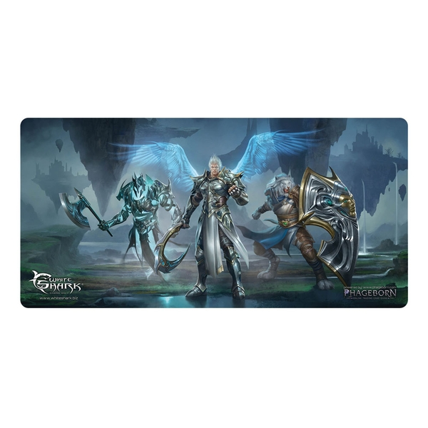 White Shark Gaming Tmp-110 Phageborn Ascended Gaming Mousepad (1375 x 675mm)