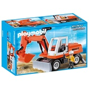 Playmobil Rubble Excavator