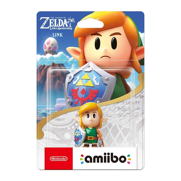 Link Amiibo (The Legend of Zelda Link's Awakening) Nintendo Switch