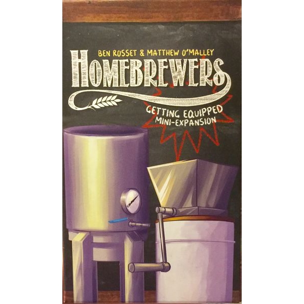 Homebrewers: Getting Equipped Mini Expansion