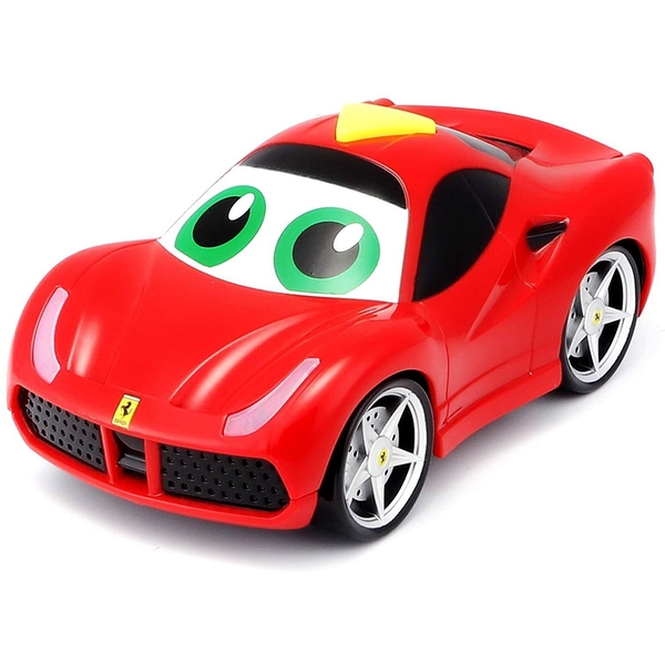 BB Junior Ferrari Light & Sound Toy Car