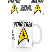 Star Trek (to Boldly Go)  Mug