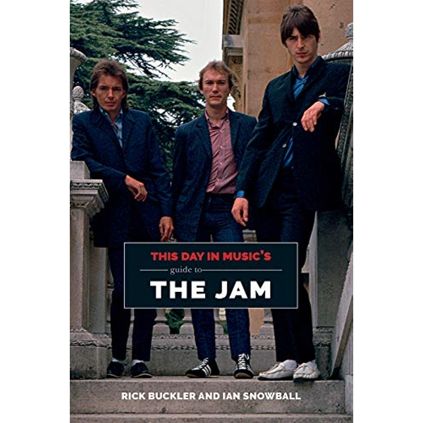 This Day In Music's Guide To The Jam  Paperback / softback 2018