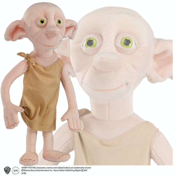 Dobby (Harry Potter) Collectors Soft Toy Plush - Image 1