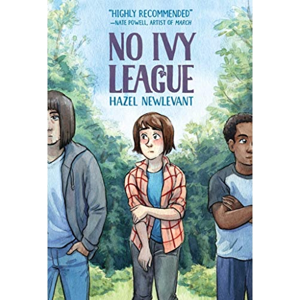 No Ivy League (Graphic Novel Young Adult)