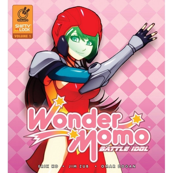 Wonder Momo: Battle Idol Volume 1